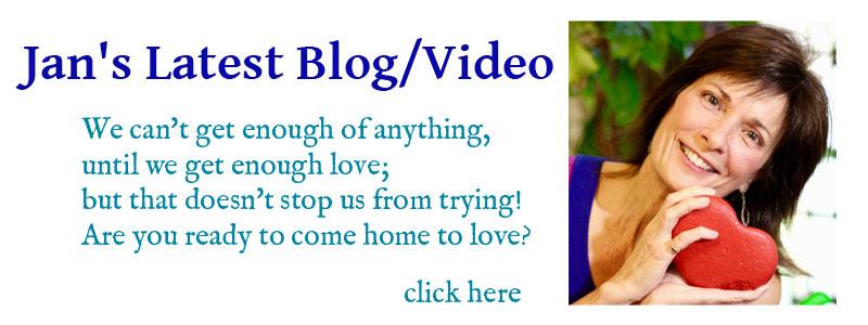 Jan Denise's Blog