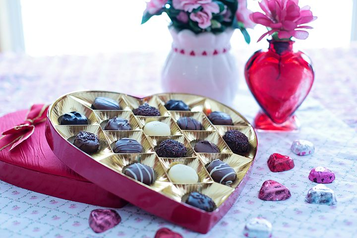 Dating is Like a Box of Chocolates!