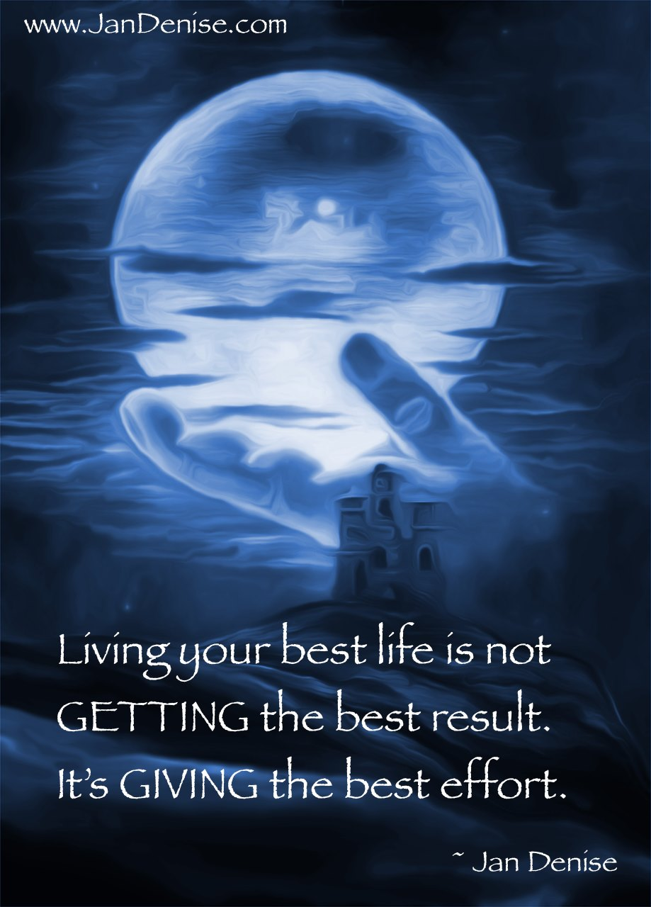 Is your best life waiting for you?