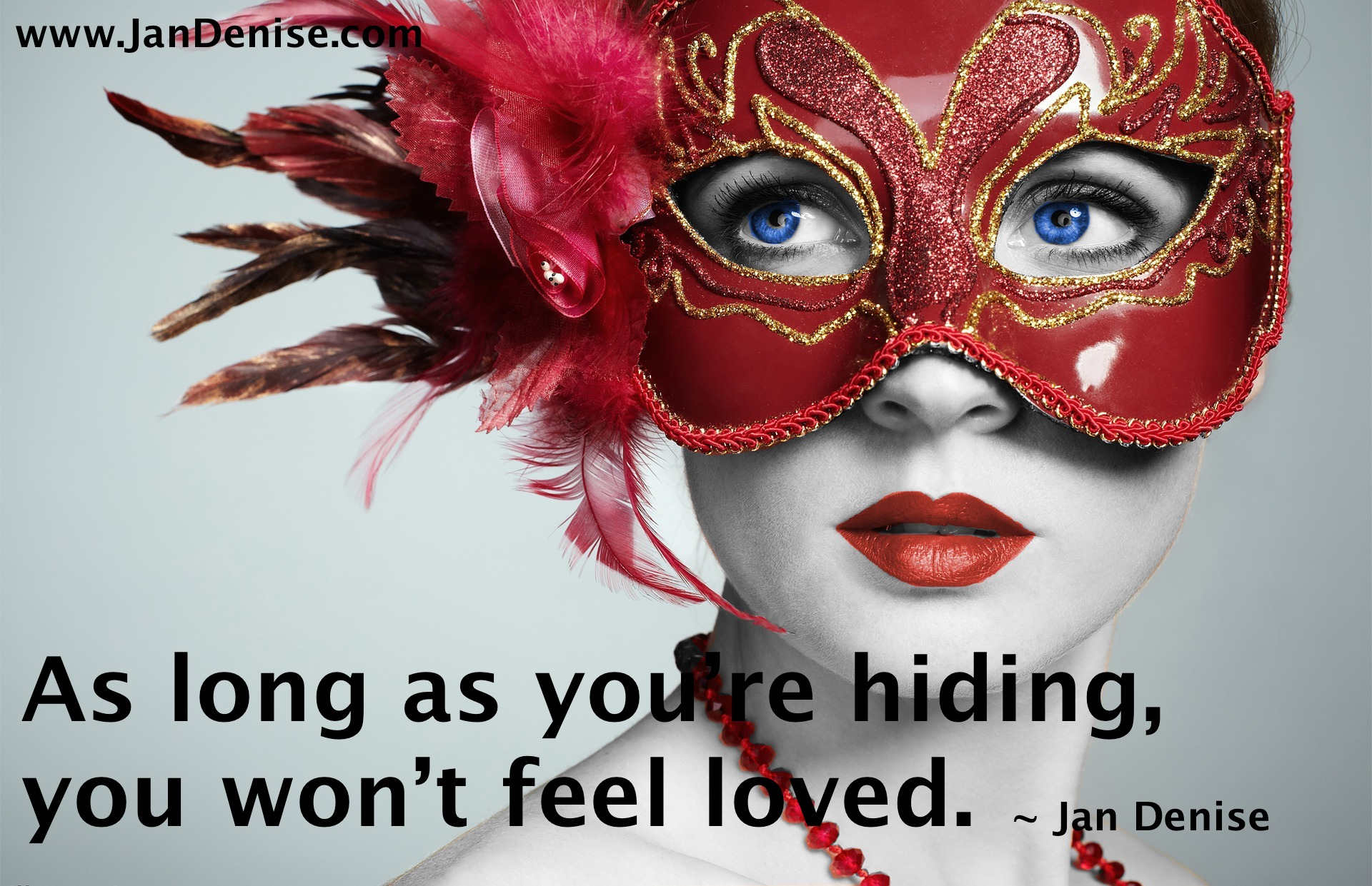 You only thought you had something to hide …